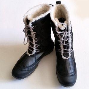 Columbia Heather Canyon Waterproof Winter Boots